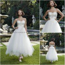Ankle Length Wedding Dresses