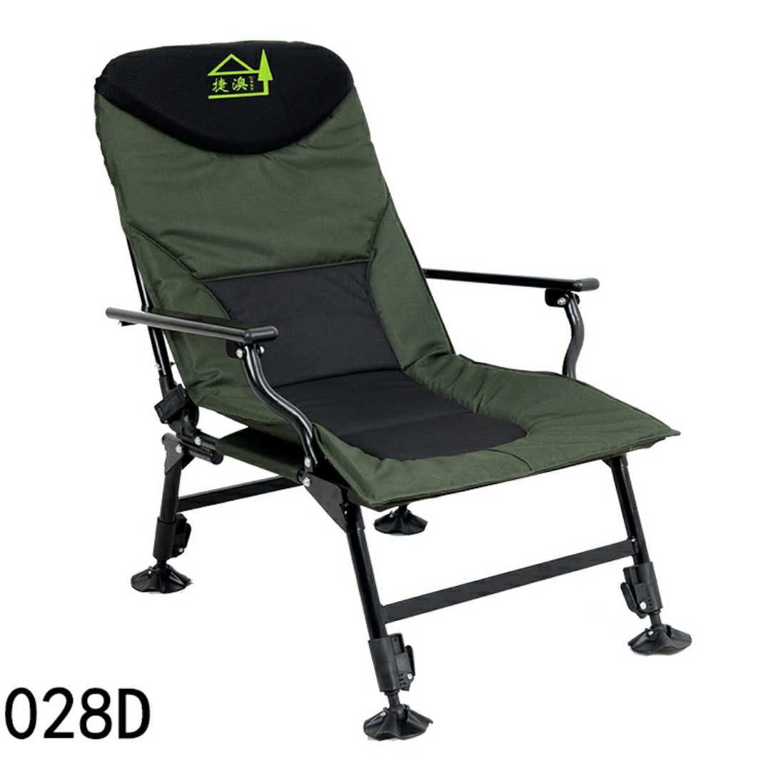 Folding Camp Chair Hot Item New Style Carp Fishing Chair Outdoor Folding Lightweight Camping Chair Portable