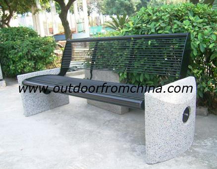 Outdoor Furniture Park Bench (SA-128)