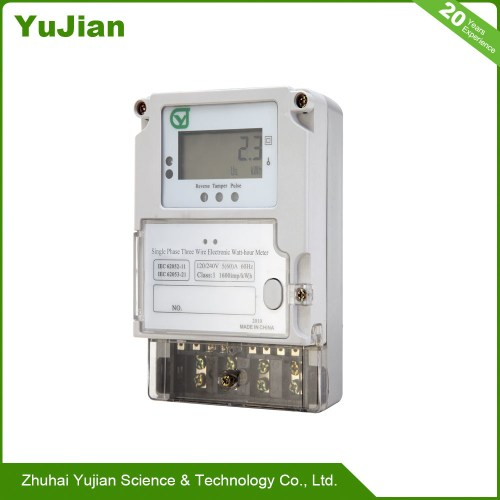 small resolution of china single phase 2 3 wires digital electrical energy meter 120v china home use meter panel meter