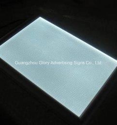 china plastic pmma acrylic light guide plate lgp for led panel signs china acrylic sheet led panel [ 900 x 900 Pixel ]