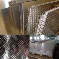 China Aluminum Diamond Plate for Sale 4X8 Sheet Photos ...