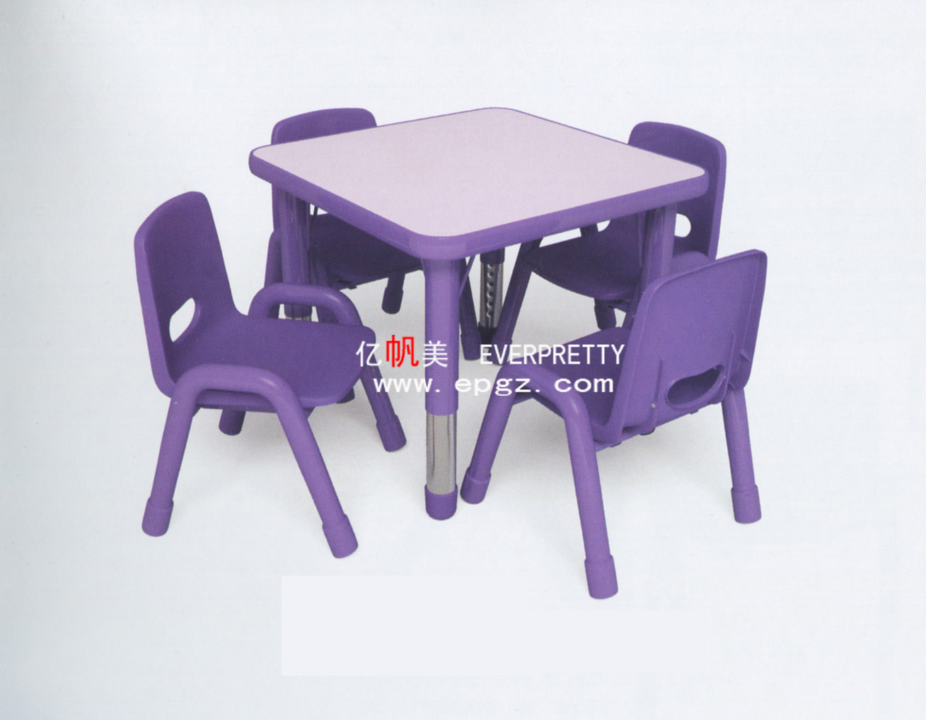 table and 2 chairs cheap patio chair leg caps china sale kids plastic tables photos