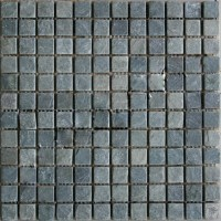 China Black Slate Mosaic Tile (JL-ST) Photos & Pictures ...