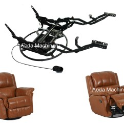 Swivel Chair Mechanism Suppliers Cover Rental Online China Rocker And Recliner Ad 2110