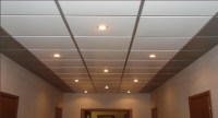 China Aluminum Metal Lay-in Ceiling Tiles Photos ...