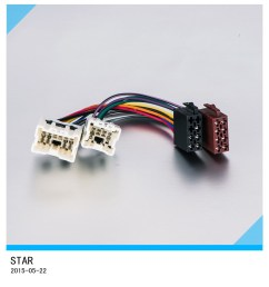 china manufacture new style car 8 pin stereo auto iso radio wiring harness china auto stereo radio wiring harness 8 pin stereo wiring harness [ 990 x 1064 Pixel ]