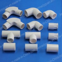 China Electrical Pipe Fittings PVC Joining Coupling Photos ...