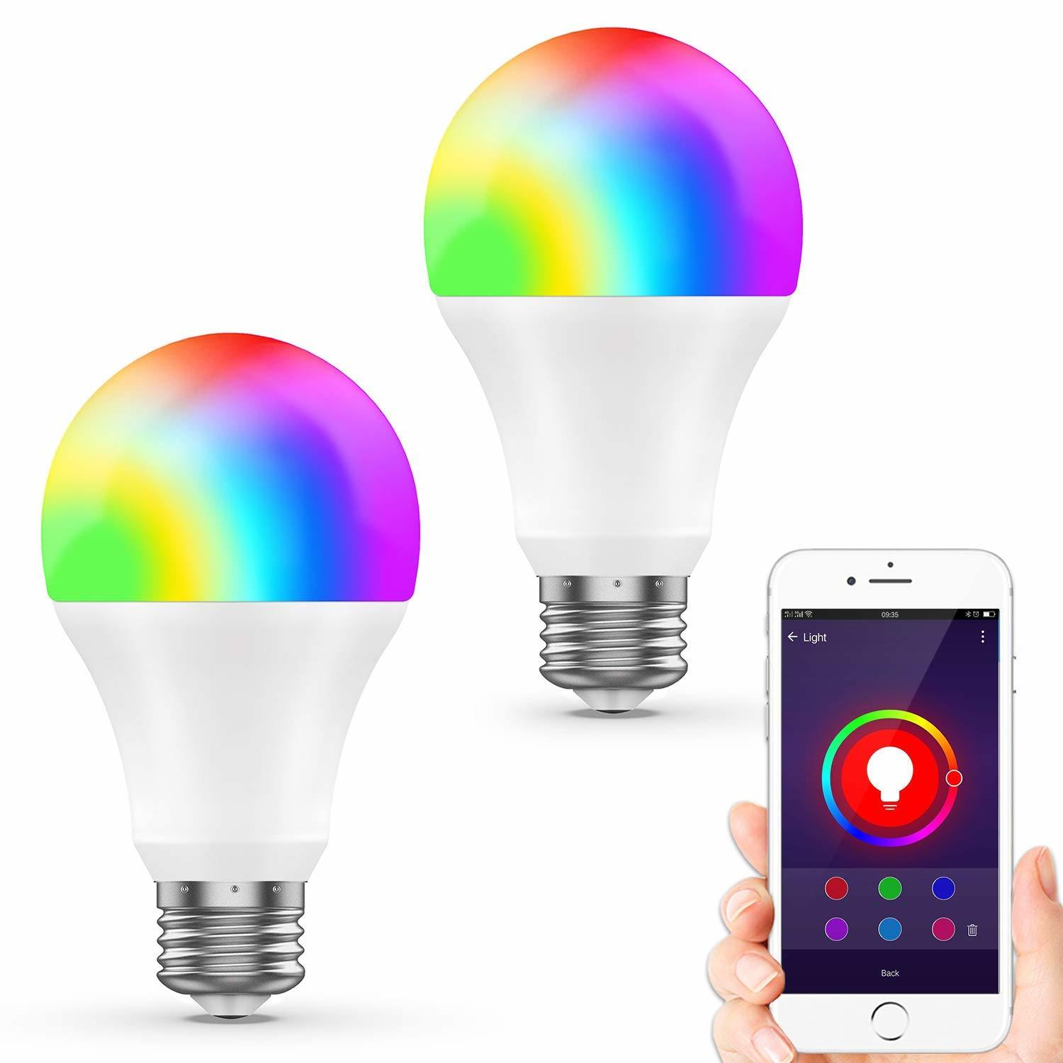 china smart wifi led