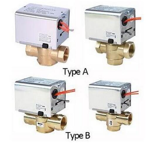 3 way electric hertzsprung russell diagram activity china air conditioning brass 5 wire 2 gate valve