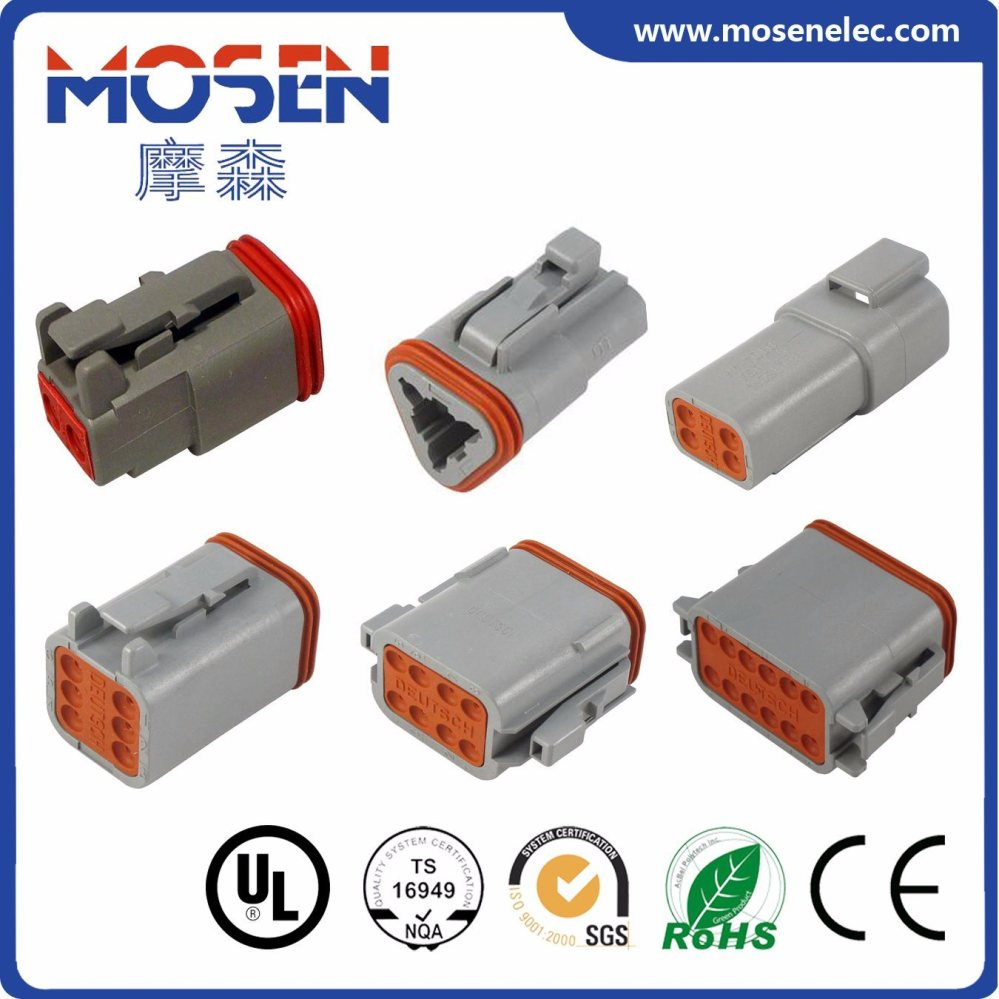 medium resolution of china deutsch auto wire connector electrical connector dt06 2s dt06 3s dt06 4s dt06 6s dt06 8s dt06 12s cwhao7a wiring harness for car with approvals
