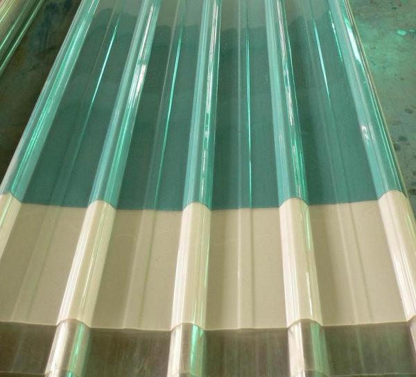 Corrugated Polycarbonate Roofing Sheets