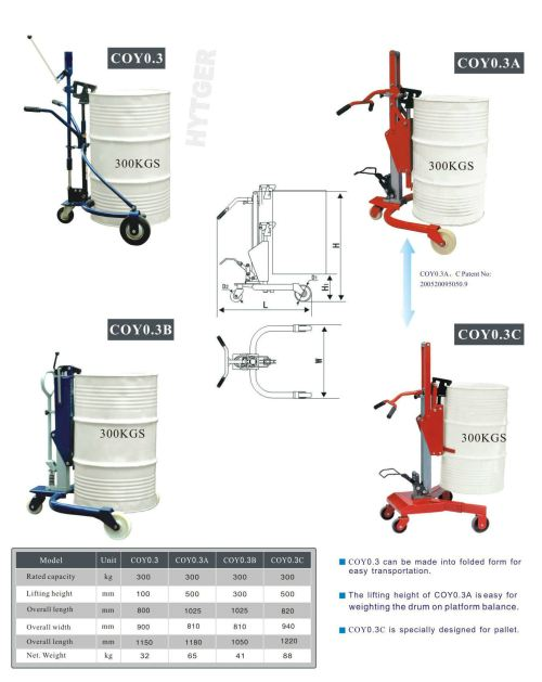 small resolution of china 250kg manual oil drum carrier hand pallet truck cot0 35c china oil drum carrier pallet truck oil drum manual pallet truck