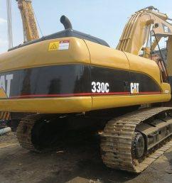 china used caterpillar cat 320 325 340 cat 330c 330d excavator for sale china excavator used excavator [ 1621 x 1399 Pixel ]