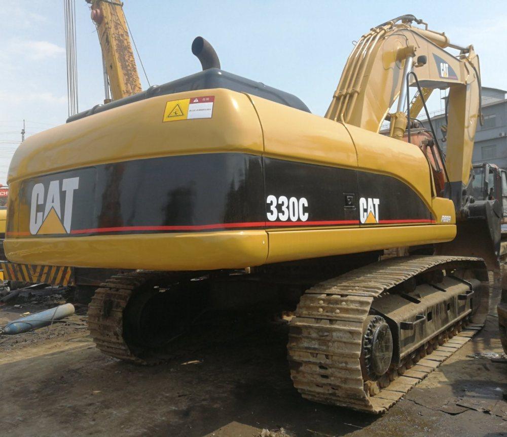 medium resolution of china used caterpillar cat 320 325 340 cat 330c 330d excavator for sale china excavator used excavator