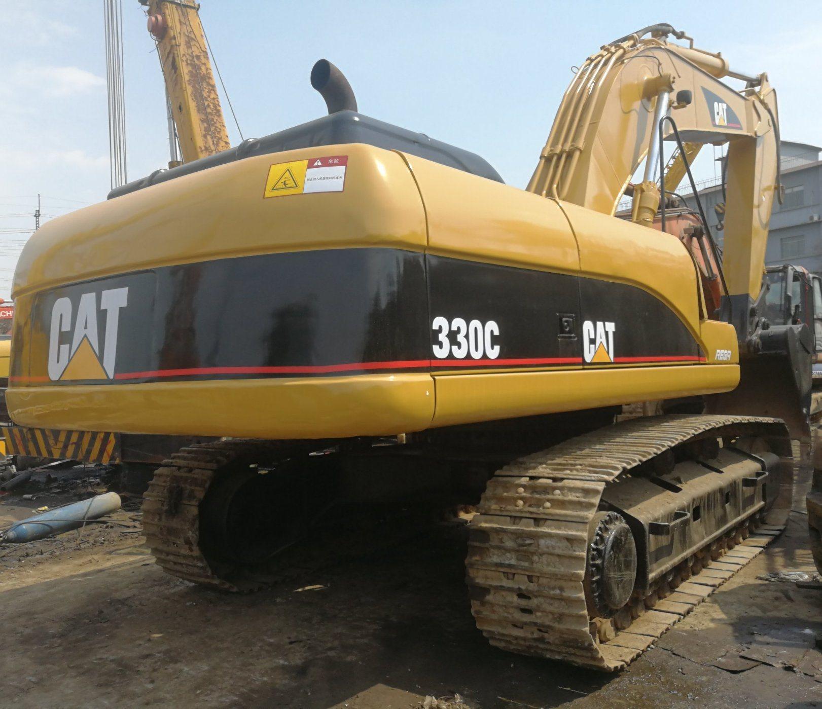 hight resolution of china used caterpillar cat 320 325 340 cat 330c 330d excavator for sale china excavator used excavator