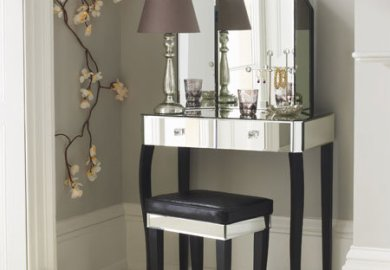 Console Table With Mirror Sets