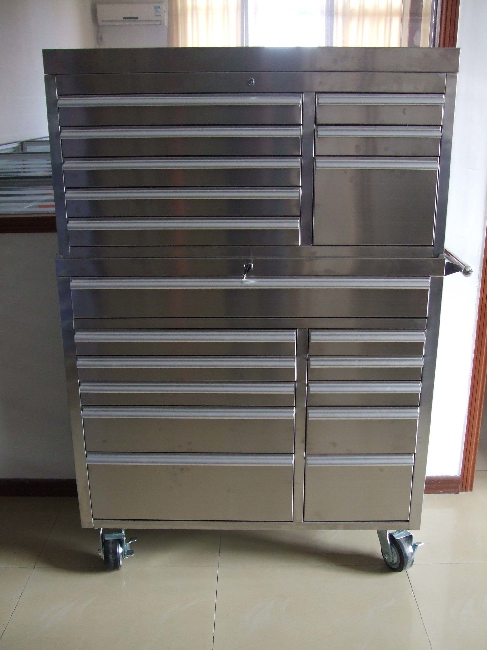China Stainless Steel Tool Cabinet  China Stainless Tool