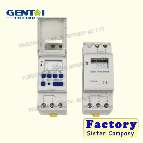 small resolution of din rail time relay switch digital lcd power programmable timer dc 12 volt timer switch