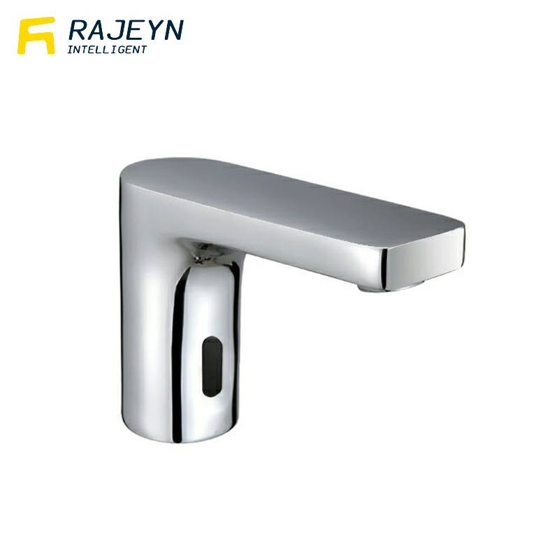 hot item automatic infrared sensor smart cold water touchless bathroom sink faucet water tap for kitchen bathroom