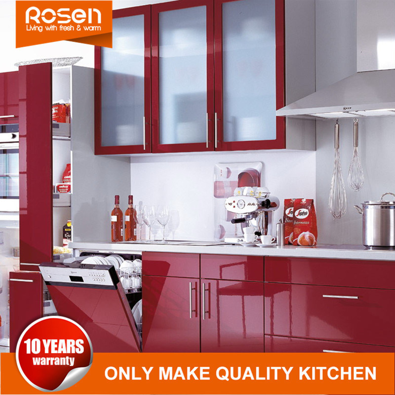 kitchen cupboards for sale wall mounted faucets china spray red two pack hot cabinets furniture wooden cabinet modern