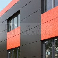 China Rockwool Insulated Aluminum Wall Panels for Exterior ...
