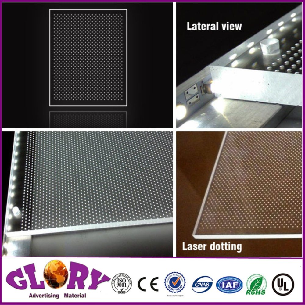 medium resolution of china led light guide panel of organic glass for light panel china acrylic sheet led panel