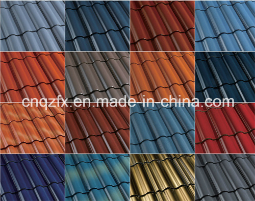 china ceramic roof tils of all colours