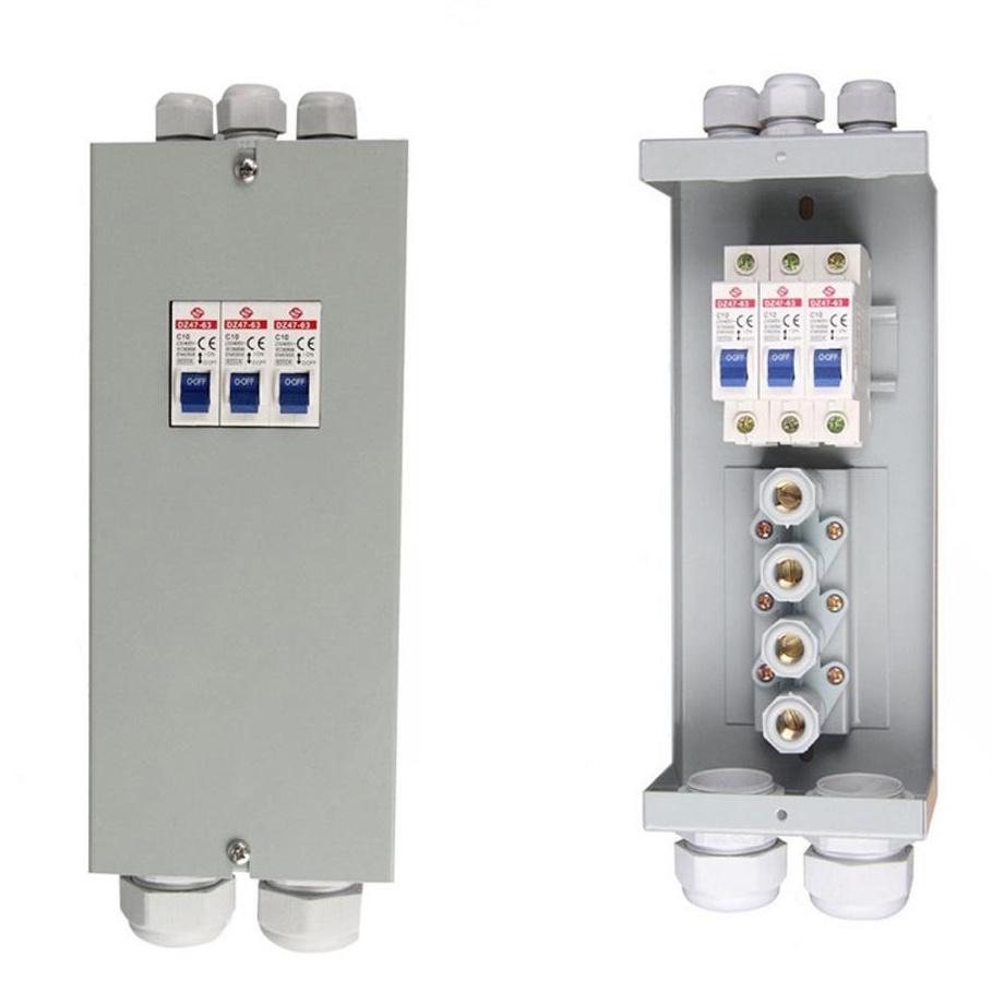 medium resolution of china mcb 5a 10a junction box terminal box fuse box china fuse circuit breaker
