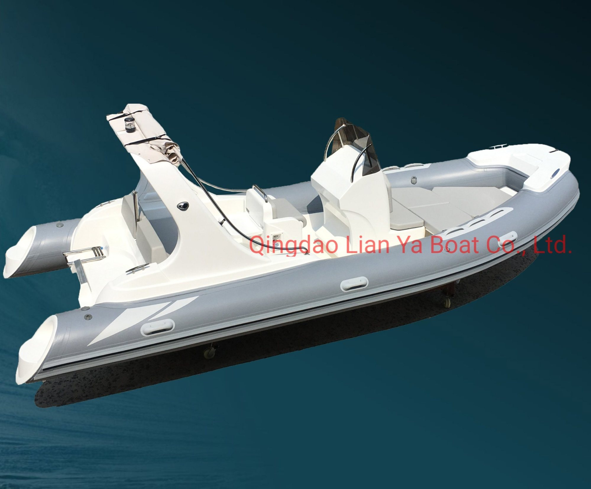 hight resolution of liya 5 8m center console rib boat with engine