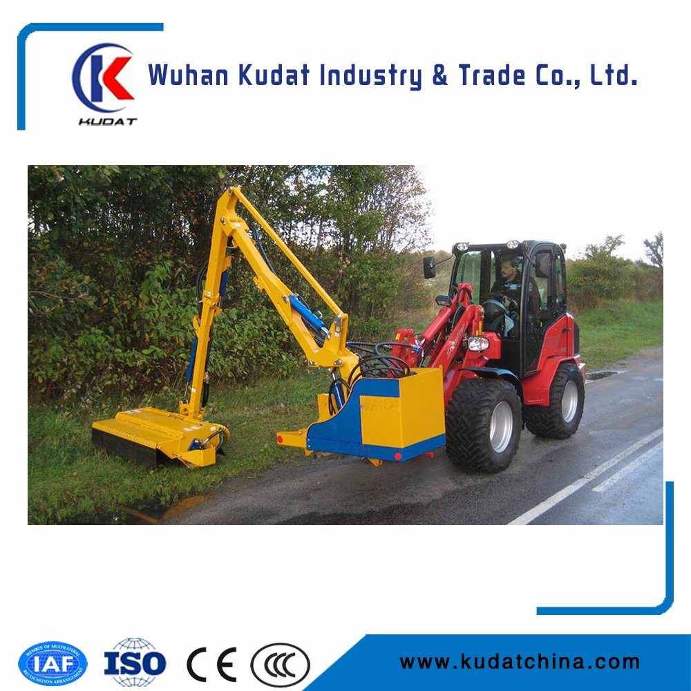hight resolution of china skid steer loader with multi purpose grass cutter china skid steer loader 60hp skid steer loader