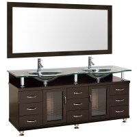 Solid Wood Bathroom Vanities 21705
