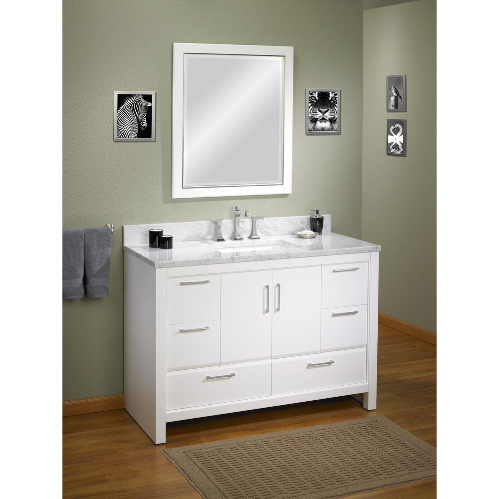China ModernTransitional Bathroom VanityCabinet BC63