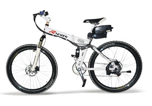 China Disc Brake High Power Electric Bicycle (RC003