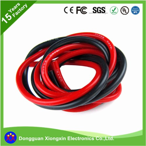 small resolution of china ul cable factory customize flexible silicone cable 0 06mm copper conductor pvc xlpe tpe teflon insulated coaxial data electric electrical power wire