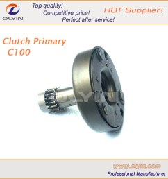 china motorcycle clutch primary motorcycle engine parts clutch assembly for c100 china motorcycle clutch assebly motorcycle clutch primary [ 1500 x 1500 Pixel ]
