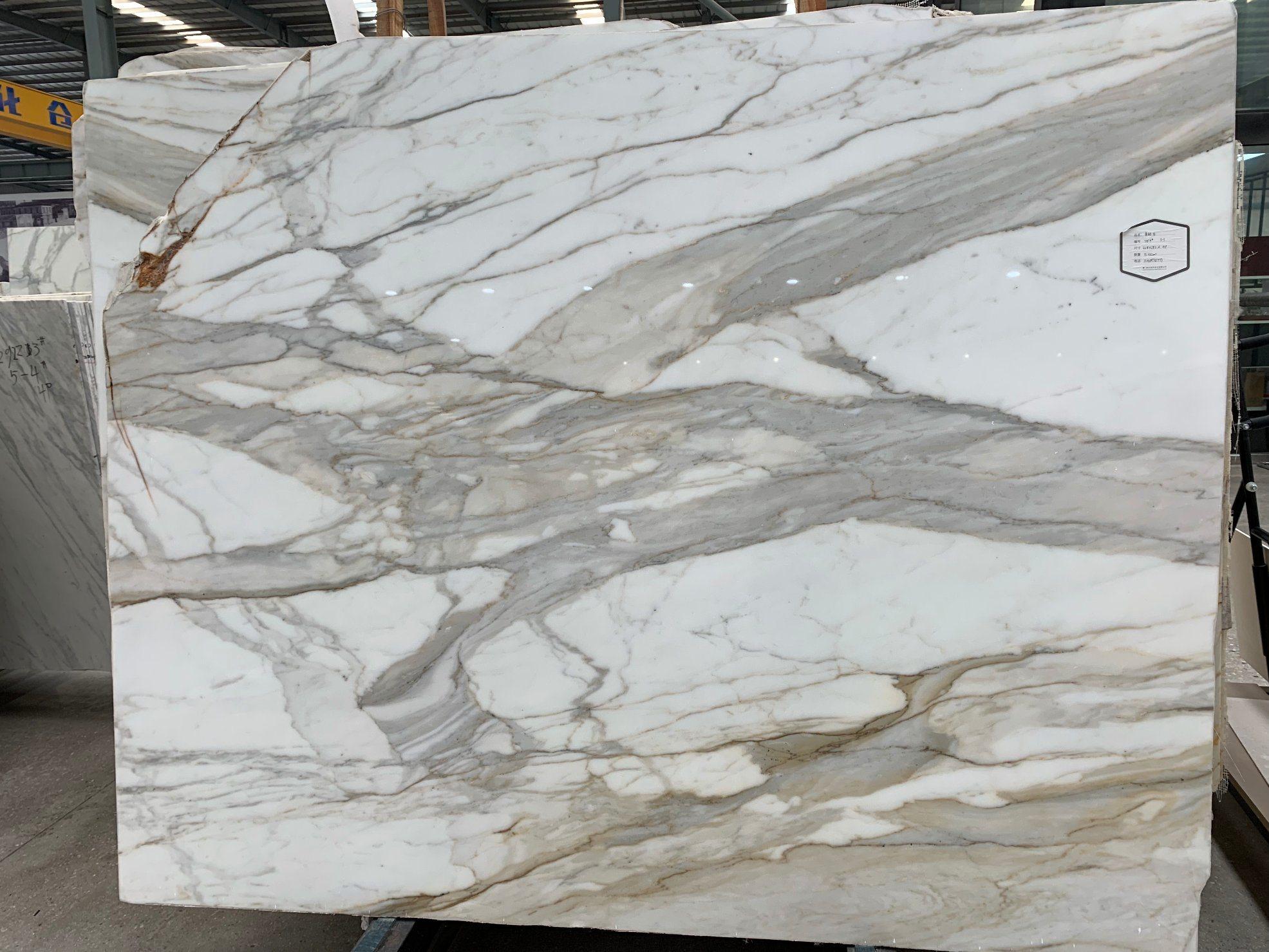china calacatta gold marble tiles