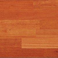 China Kempas Solid Wood Flooring