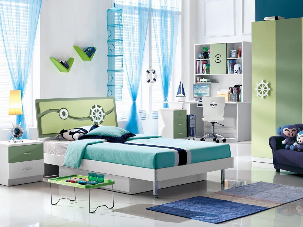 China Kids Bedroom Furniture MZL8080  China Kids Bed