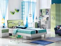 China Kids Bedroom Furniture (MZL-8080#) - China Kids Bed ...