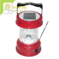 China 0.5W*6 LED Multi-Functional Solar Rechargeable ...