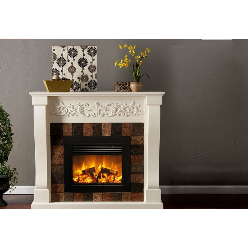 China Q 02 High Quality Small Electric Fireplace Insert With Ce Certificate China Electric Fireplace Fireplace