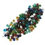 China Flat Glass Ball Flat Glass Marbles Flat Backing Glass Marbles China Flat Glass Marbles Price