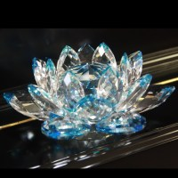 China Crystal Lotus (CC-CR-025) - China Crystal Lotus ...