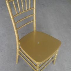 Chiavari Chairs China Gaming Computer Pc Resin Gold Tiffany Chair With Cushion