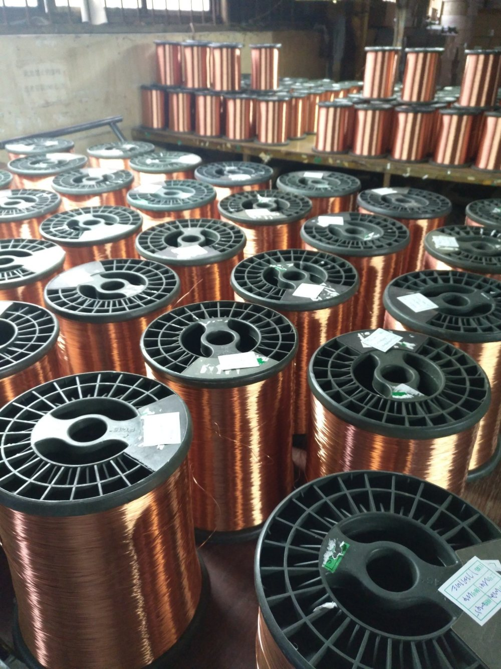 medium resolution of china enameled copper clad aluminum magnet wire 0 11mm china enameled wire ecca