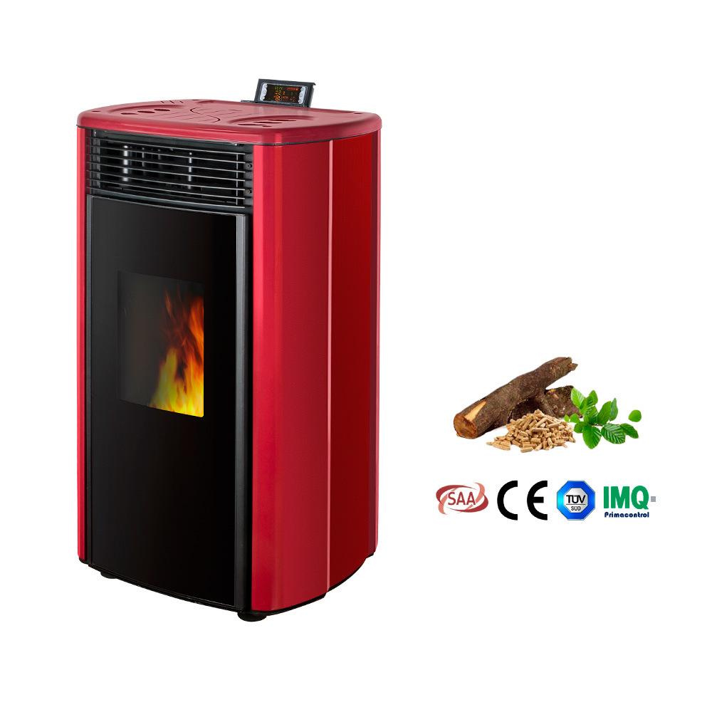 China Eco Friendly Burning Wood Pellet Stove Estufa Smokeless With Cheap Price China Wood Burning Stove Home Heater
