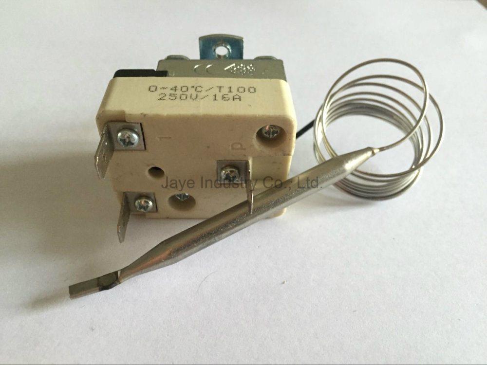 medium resolution of china manual reset deep fryer capillary merchanical thermostat china capillary thermostat merchanical thermostat