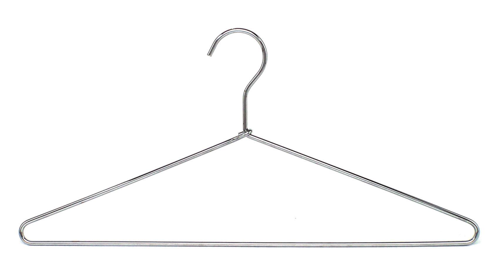 China Metal Hanger Laundry Hanger