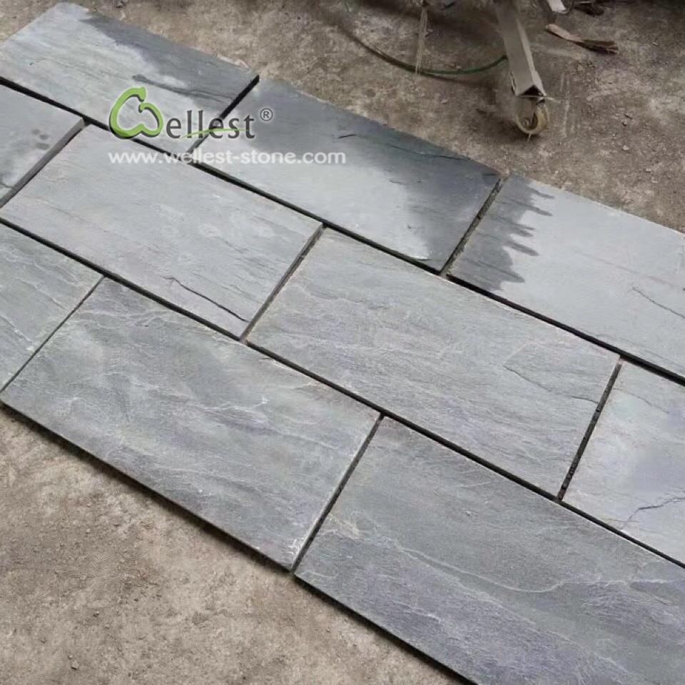 china 2019 natural cleft black slate